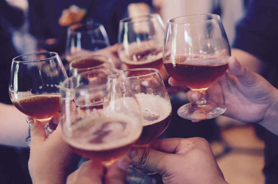 alcohol, dehydration, and rehydration