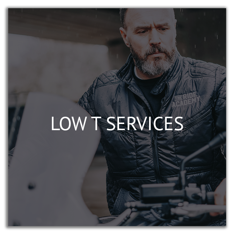 low testosterone services