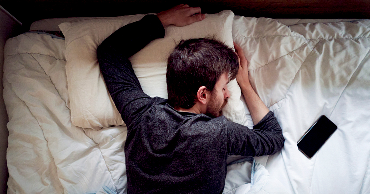Testosterone replacement and night sweats